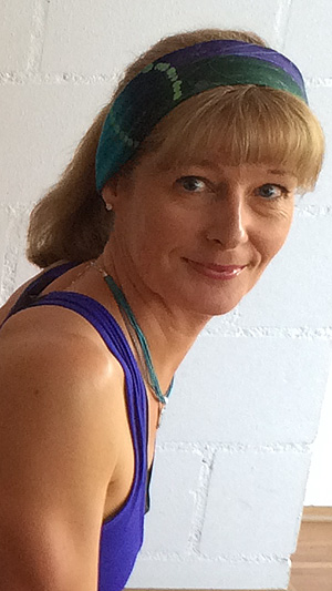 Wellness-Trainerin Valérie Fröhlich