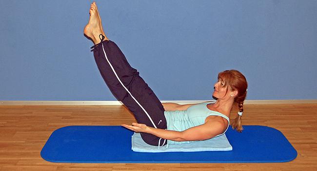 Pilates Training in Aeugst am Albis, Bild2